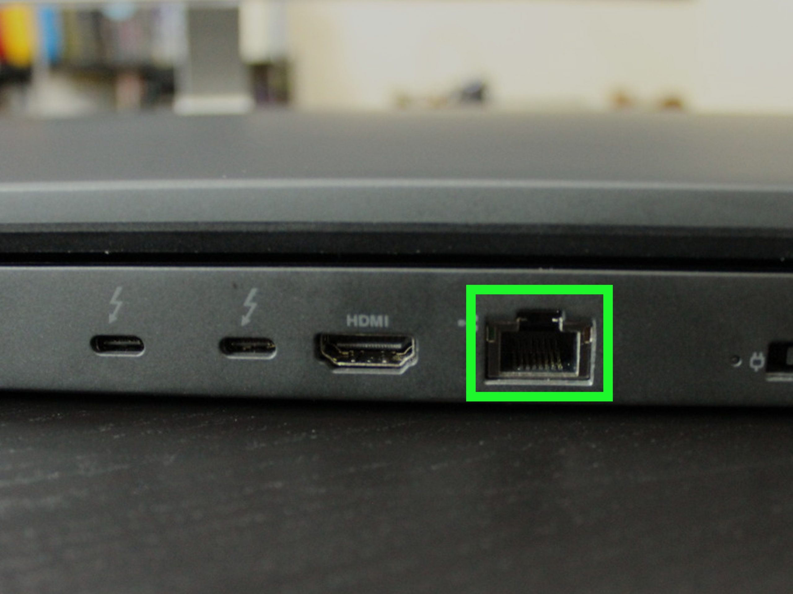 Understanding Ethernet Port