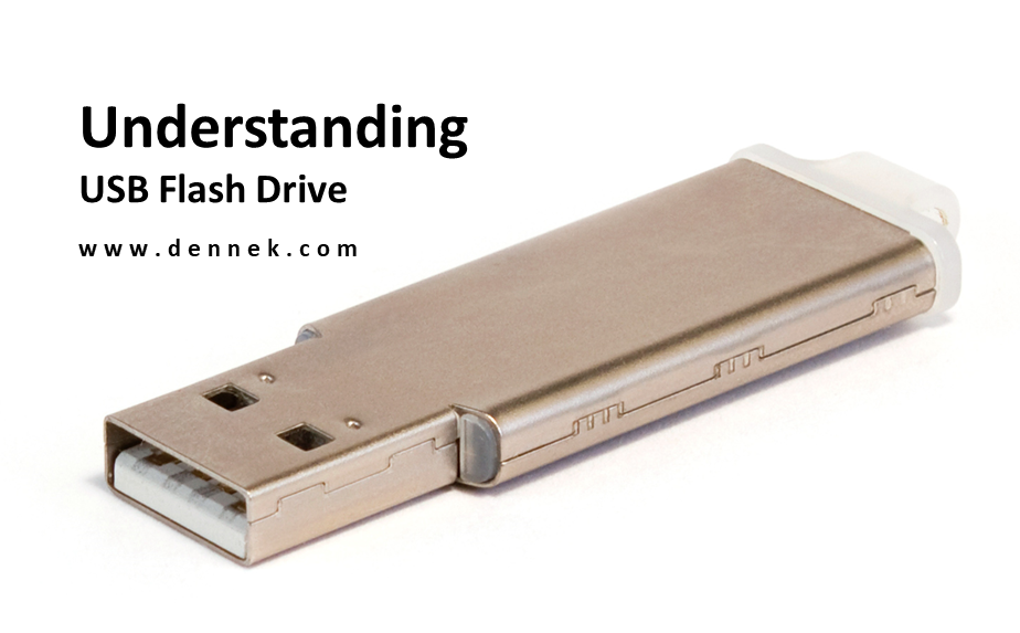 understanding USB flash drive