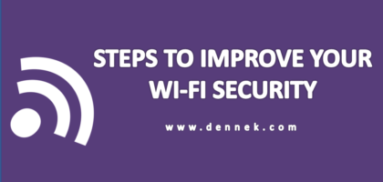 How to Improve Wi-Fi Security