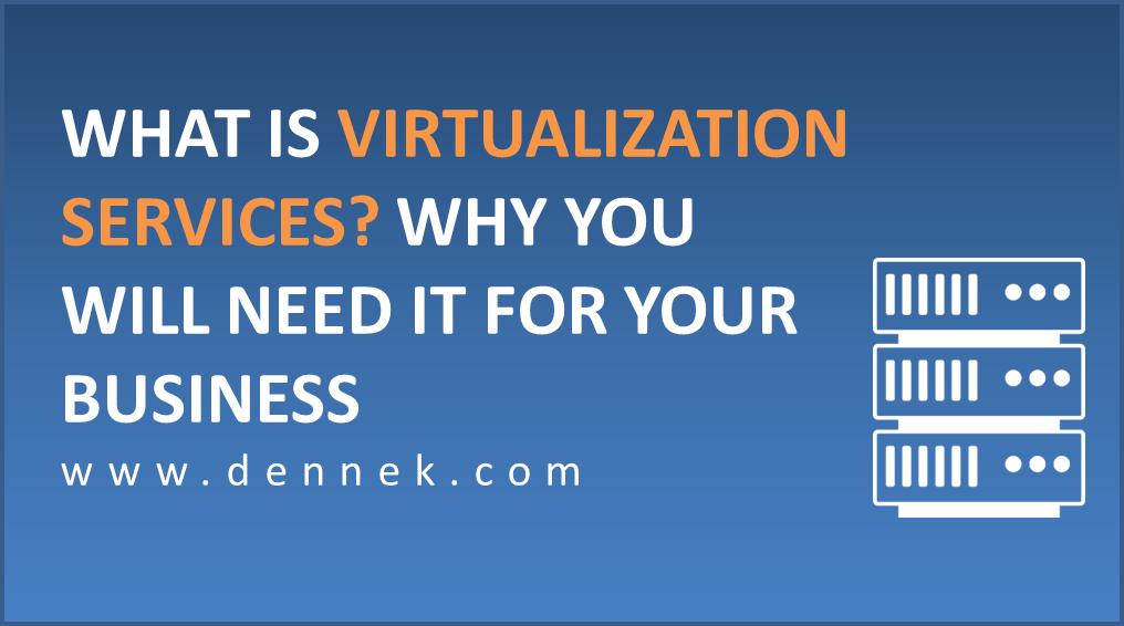 Virtualization services Delaware